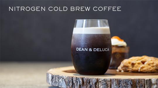 NITROGEN COLD BREW COFFEE | Dean & DeLuca HAWAII | ディーン& デルーカ ハワイ