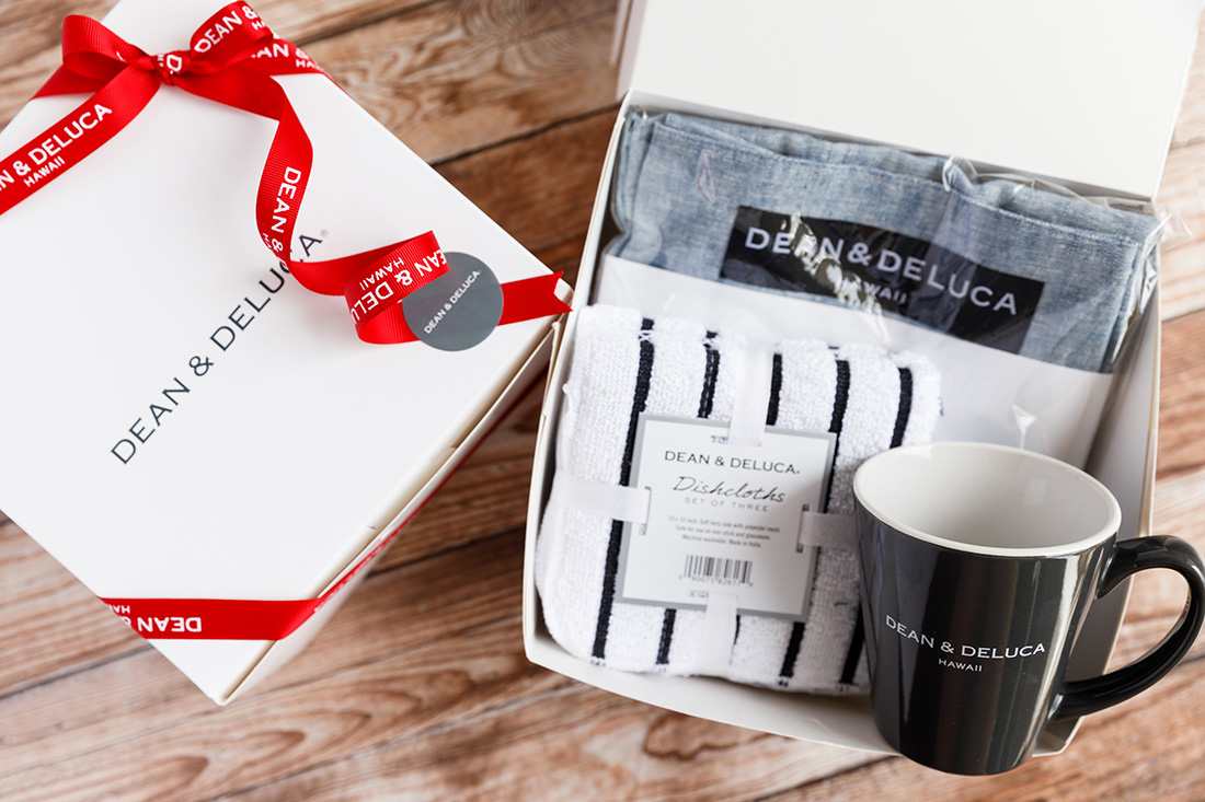 DEAN & DELUCA Hawaii Mother's day gift set 2021